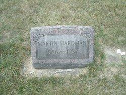 Martin Hardman