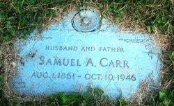 Samuel Archibald Carr