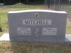 Maggie Belle <i>Washington</i> Mitchell