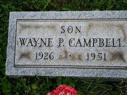 Wayne Perry Campbell