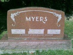 John A Myers