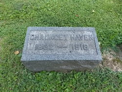 Chauncey Haven