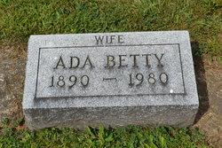 Ada Betty Addison