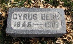 Cyrus Beck
