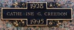 Catherine G. Creedon