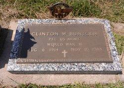 Clinton Walter Spike Buntgen