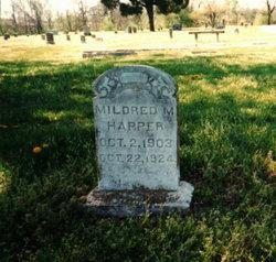 Mildred Margaret Harper