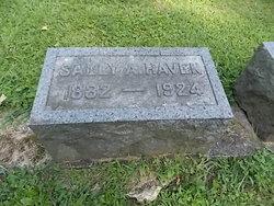 Sally Ann <i>Pattison</i> Haven