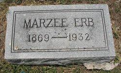 Marzee M. <i>Green</i> Erb