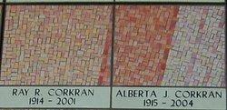 Alberta Jean <i>Headley</i> Corkran