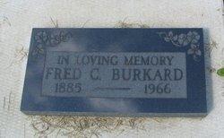 Frederick Fred C Burkard