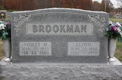 Lloyd Brookman