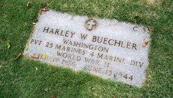 Pvt Harley W Buechler