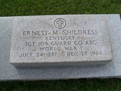 Ernest M. Childress