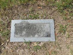 Clyde Allen Cash