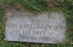 Earl A Hollingsworth