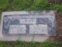 Claude B Gray