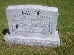 Mary M.S. Baylor