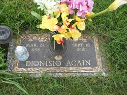 Dionisio Acain