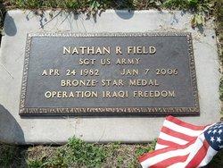 Sgt Nathan Robert Field
