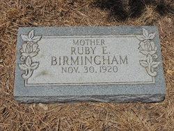 Ruby Elizabeth <i>Brittain</i> Birmingham