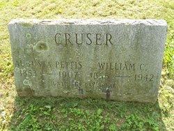 Augusta <i>Pettis</i> Cruser