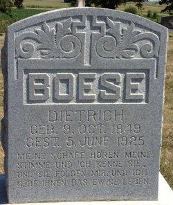 Dietrich Boese