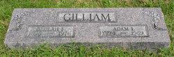 Beulah F. <i>Bennett</i> Gilliam