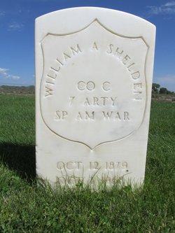William A. Shelden