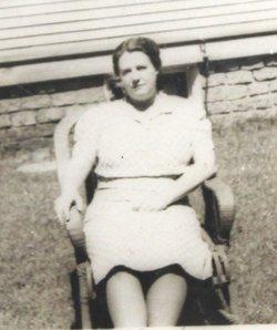 Sadie Alfreda <i>Harriman</i> Hutchins