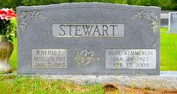 Dixie <i>Kemmerlin</i> Stewart