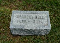 Dorothy Algia <i>Mounts</i> Boll