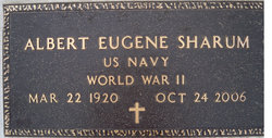 Albert Eugene Sharum