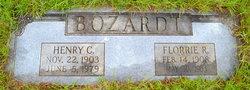 Florrie <i>Rickenbaker</i> Bozardt