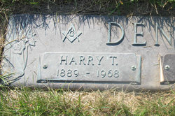 Harry Thomas Dent
