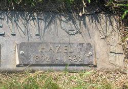 Hazel <i>Cook</i> Dent
