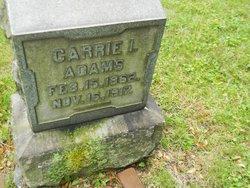 Carrie I Adams