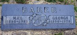 Jennie Mae <i>Gaskill</i> Baker