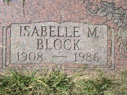 Isabelle May Ding <i>Landon</i> Block