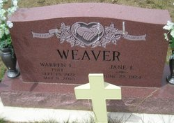 Warren E. Puff Weaver