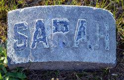 Sarah T <i>Howes</i> Baker
