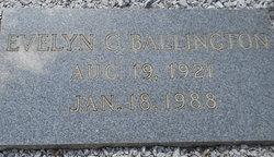 Evelyn C. Ballington