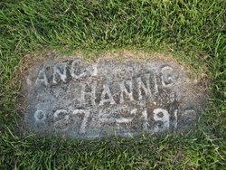 Nancy <i>Stelle</i> Hannigan