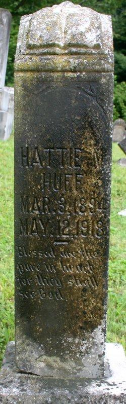 Hattie M Huff