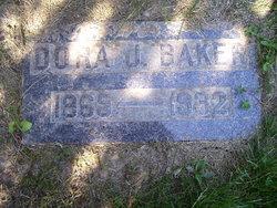 Dora J Baker