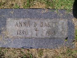 Anna B Baker