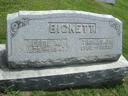 Thomas Bickett