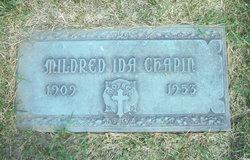Mildred Ida <i>Pomplun</i> Chapin