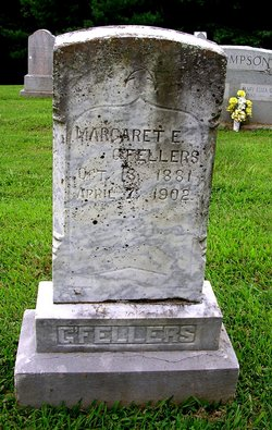 Margaret Eliza G'Fellers