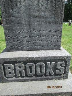 Rev Asa Brooks